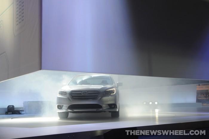 Subaru Legacy 3D Printing--2015 Outback to use same method?