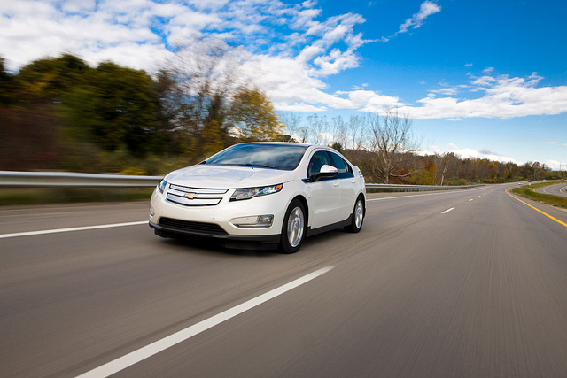 2014 Chevy Volt's Guinness World Record