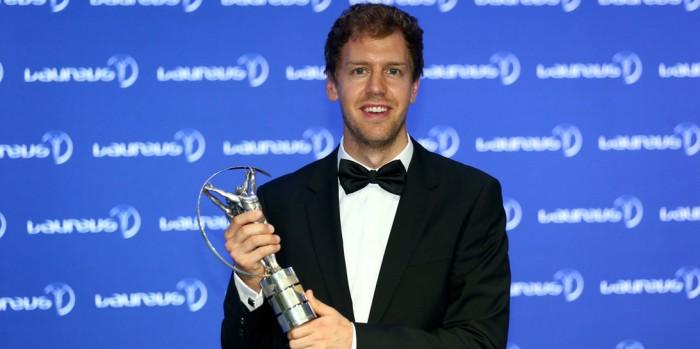 Sebastian Vettel: 2014 Laureus World Sportsman of the Year