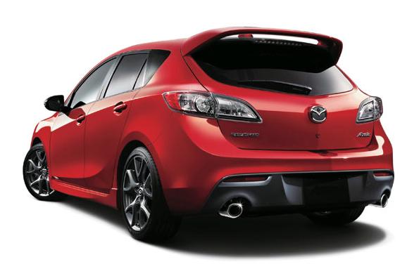 2013 Mazdaspeed3 Overview