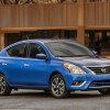2015 Nissan Versa Sedan overview