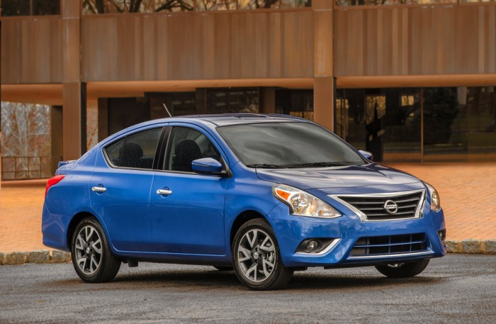 The all-new 2015 Nissan Versa Sedan will make its debut this week.