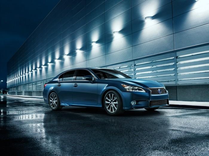 Toyota recalls Lexus GS sedans