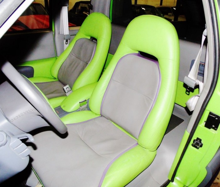 1993 Chevy Highlander Concept front seats