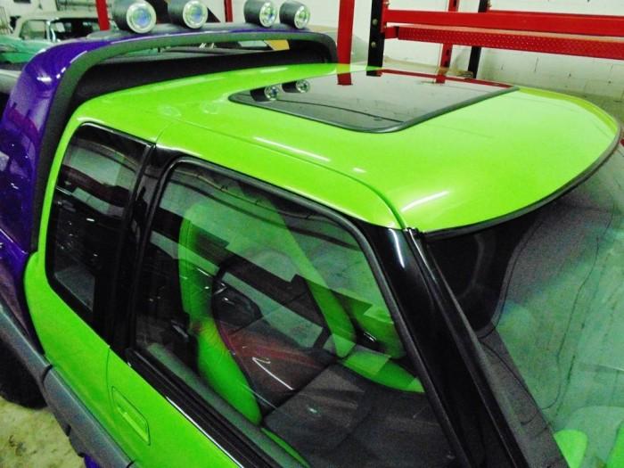 1993 Highlander Concept exterior