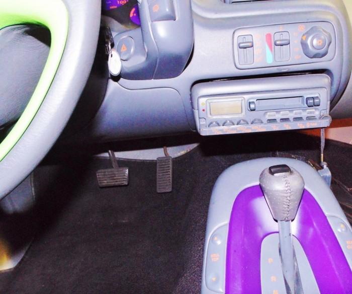 1993 Chevy Highlander Concept shift knob