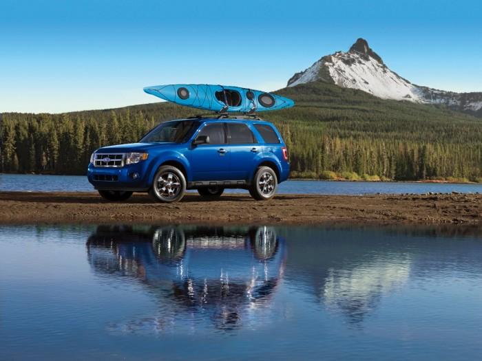 Ford Recalls 1.3 Million SUVS, Cars - 2011 Ford Escape