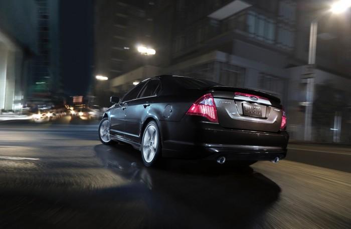 Ford Recalls 1.3 Million SUVS, Cars - 2011 Ford Fusion