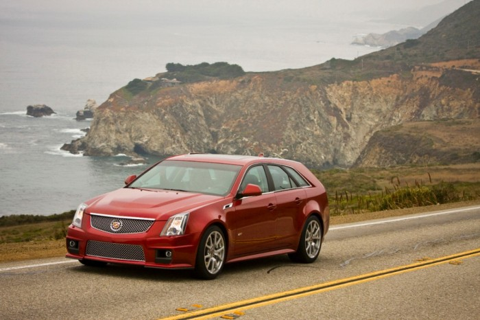 2013 Cadillac CTS Sedan Overview