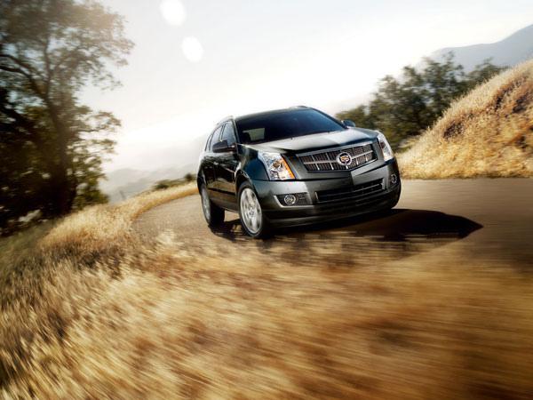 2013 Cadillac SRX | Lambda-Based Cadillac SUV
