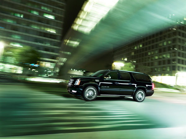 2013 Cadillac Escalade ESV Overview