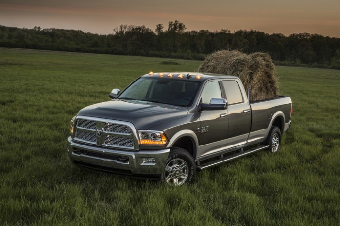 2013 Ram HD Overview