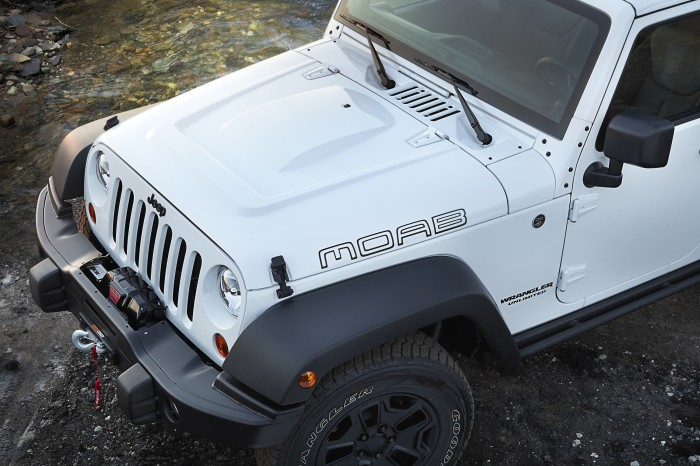 The 2013 Jeep Wrangler Unlimited Overview