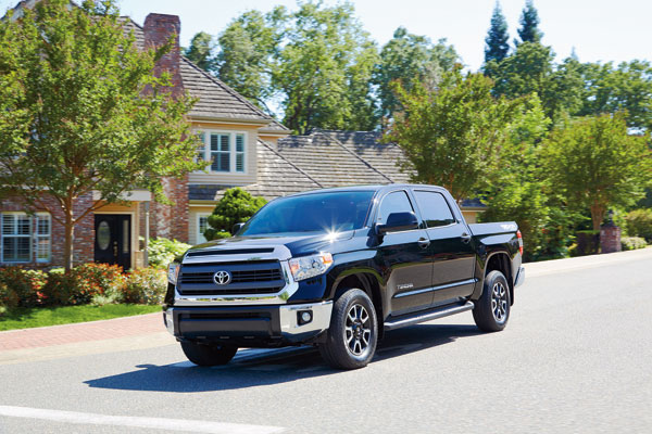 Toyota Tundra recall