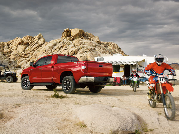 Toyota Recalls 132,624 Tundra Trucks
