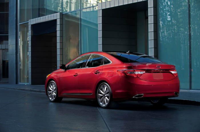 Discontinuation of the Hyundai Azera on the Table?