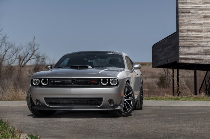 The 2015 Dodge Challenger 392 HEMI Scat Pack Shaker  - Dodge Chance to Be Bad Sweepstakes