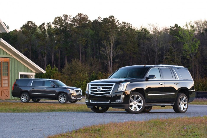 2015 Escalade ESV Overview