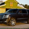 2015 Escalade ESV black