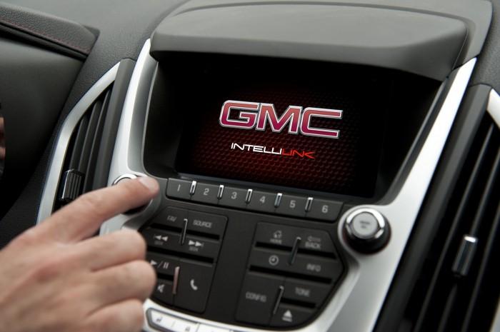 GMC OnStar 4G LTE - 2015 Terrain