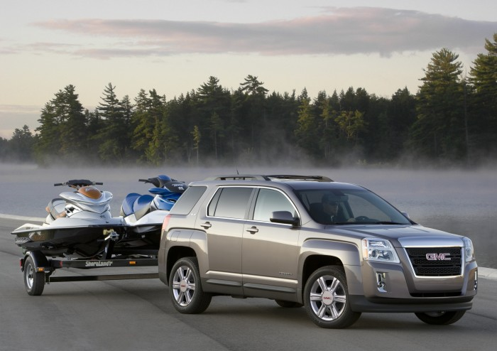 Updates for the 2015 GMC Terrain