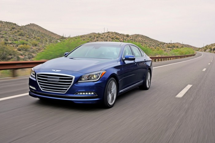 2015 Genesis Snags 2014 Top Family Choice Award