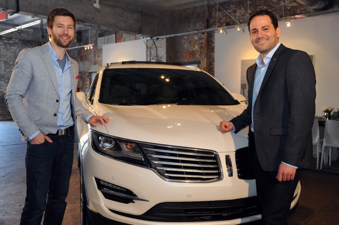 "2015 Lincoln MKC ""Engage Your Senses"" tour"