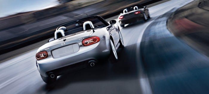 Strong 2014 Year for Mazda Sales
