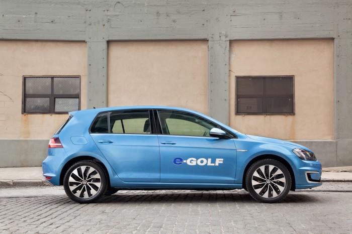 2015 VW E-Golf
