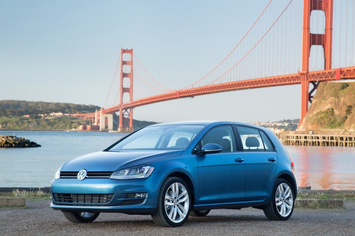 Germany vs. Algeria: 2015 Volkswagen Golf