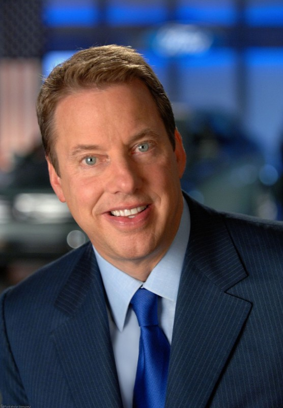 Ford Motor Company executive chairman William Clay Ford, Jr.