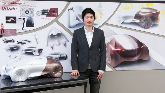 JinYoung Yoon - Buicks of 2030