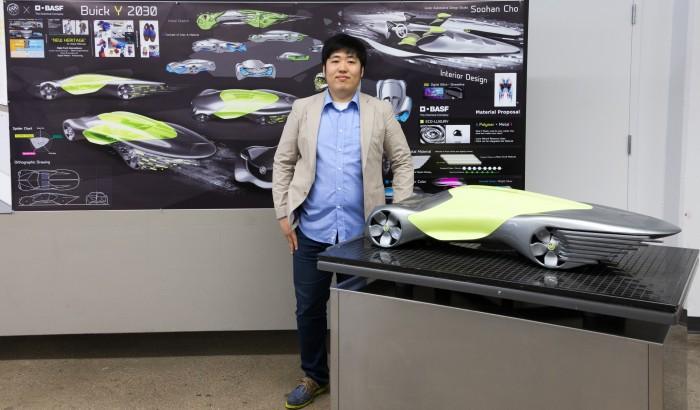 Soohan Cho - Buicks of 2030