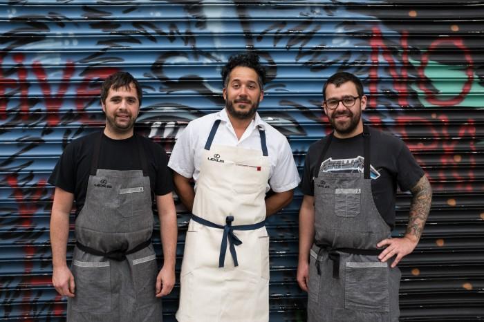 Lexus Culinary Master