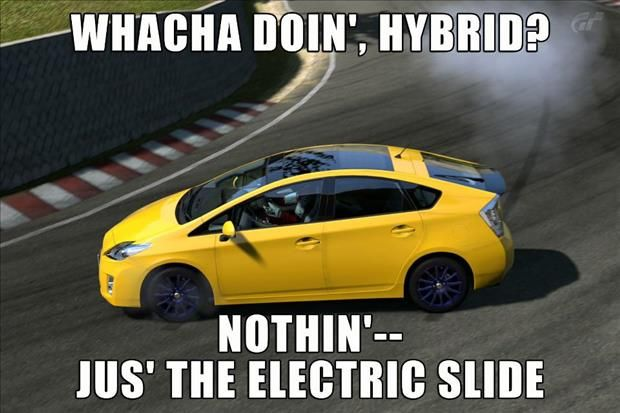 best car memes electric slide