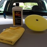 Polishing - Buffing and Waxing your Car
