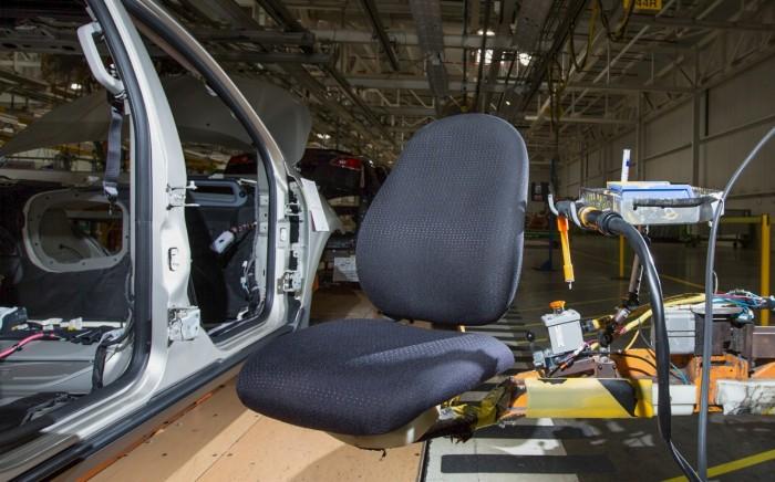 GM's Ergo Chair