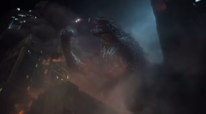 Godzilla Craves Italian