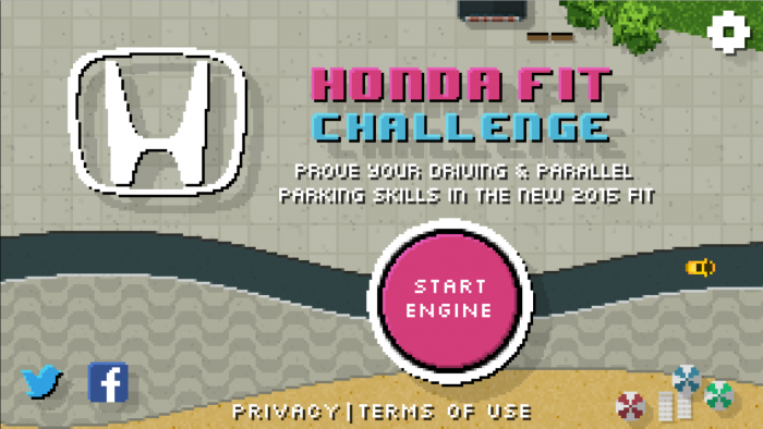Honda Fit Challenge