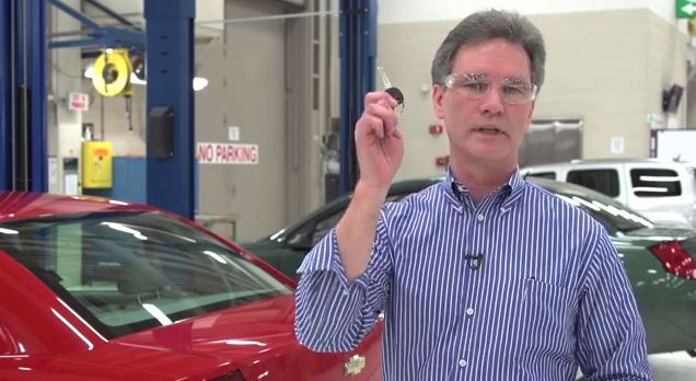 Jeff Boyer Urges Drivers of Recalled GM Vehicles to Use a Single Key