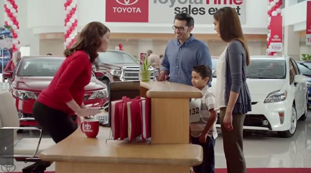 Toyota Jan Pregnant