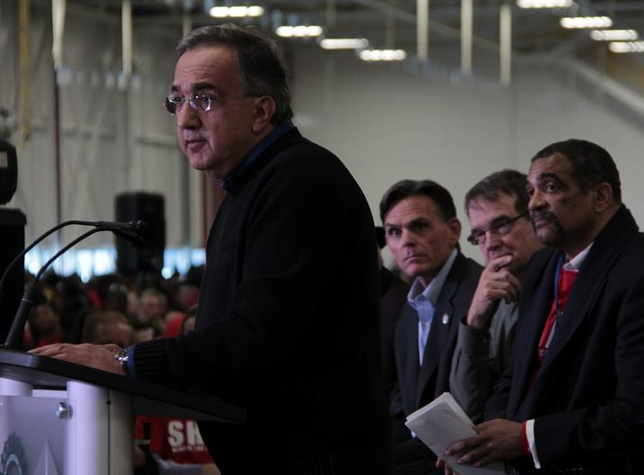 "Sergio Marchionne: ""Luxury Jeep SUV Will Rival Range Rover"""