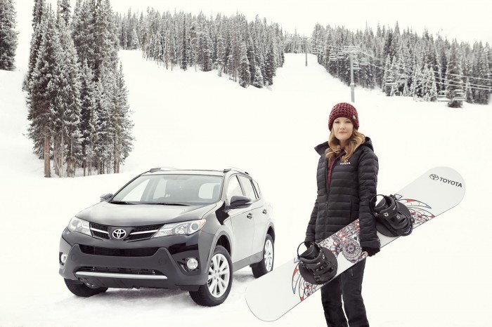 Toyota and Amy Purdy