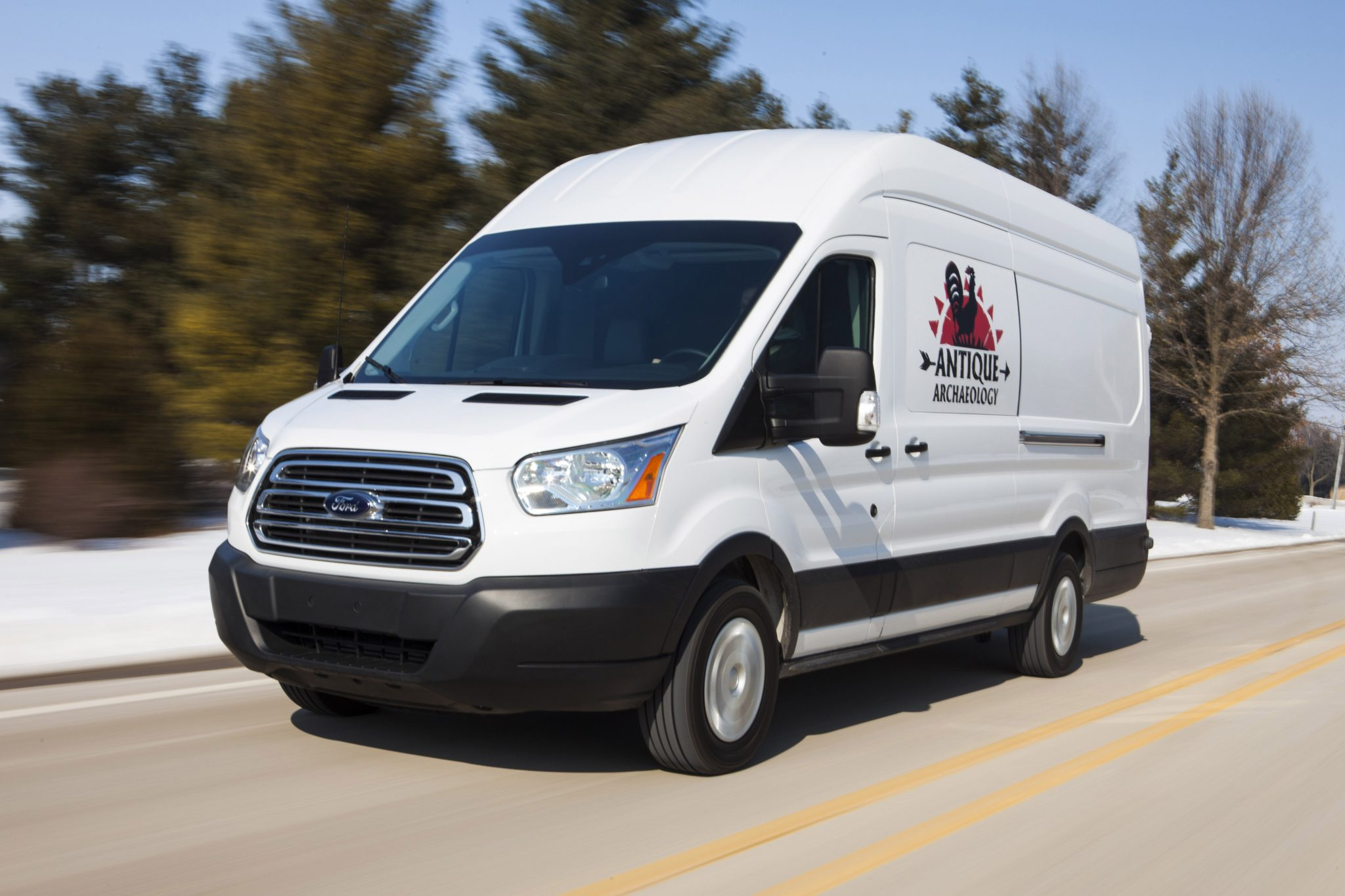 'American Pickers' Adds 2015 Ford Transit to Cast - The ...