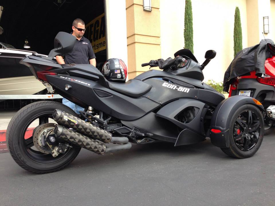 Win A Car Sweepstakes >> Danica Patrick Can-Am Spyder Sweepstakes - The News Wheel