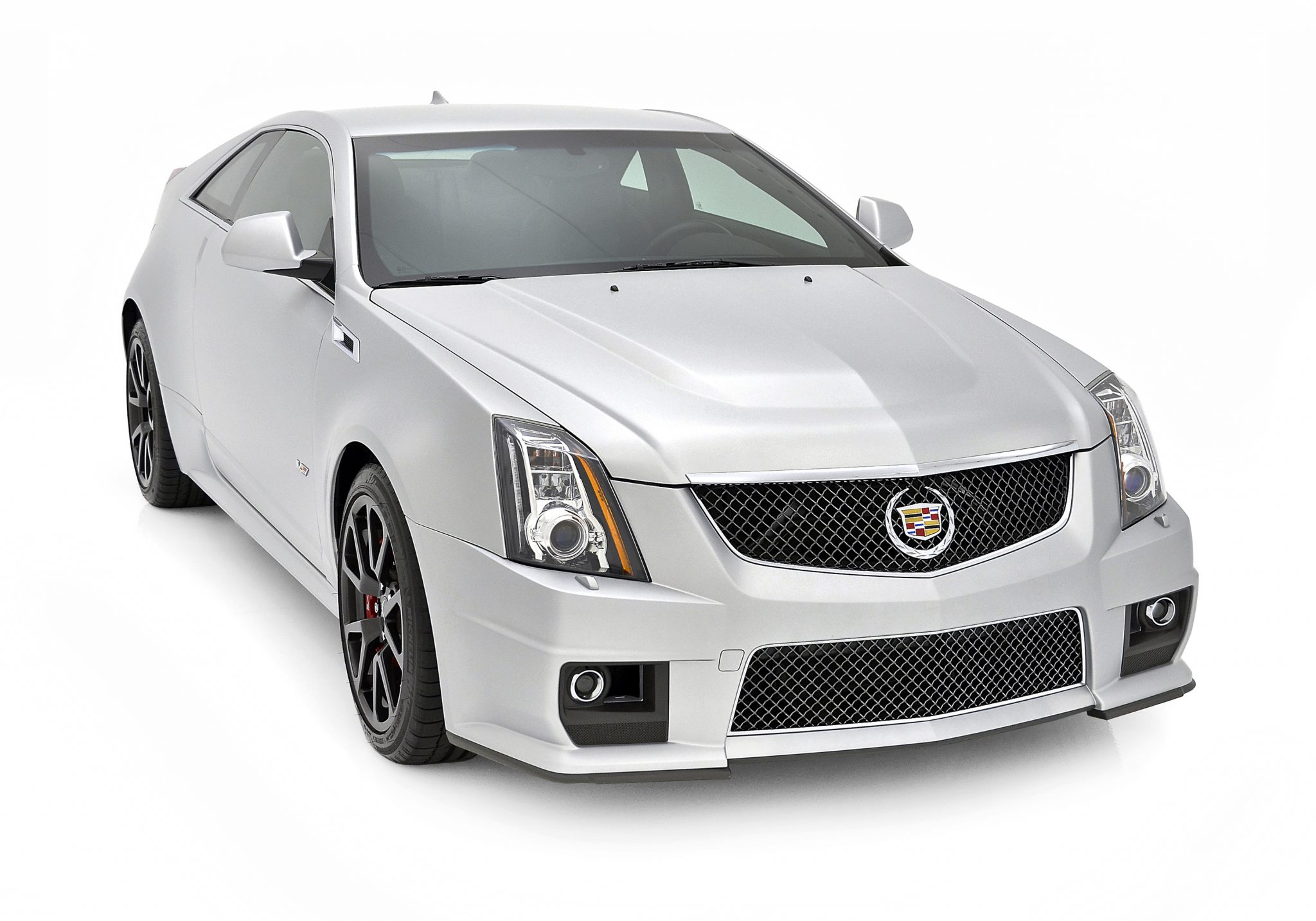2013 Cadillac Cts Coupe >> 2013 Cadillac CTS-V Coupe Overview - The News Wheel