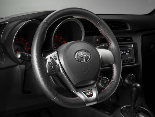 2013 Scion tC RS interior
