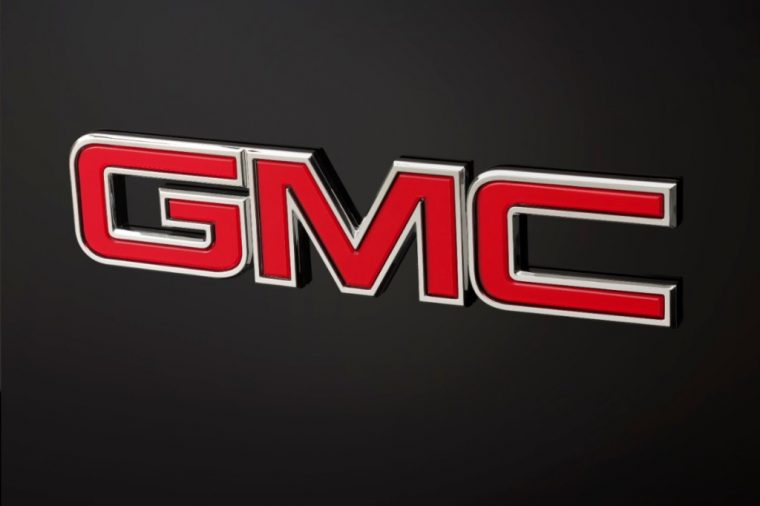 2014 GMC Yukon XL badge