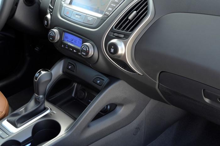 2014 Hyundai Tucson interior | Hyundai Tucson Wins a Vehicle Satisfaction Award