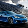 last Lexus IS F